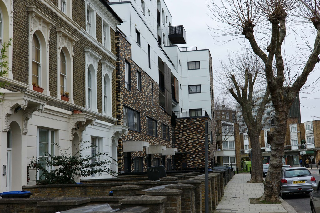 Portobello square london bonchurch road london for Granville home