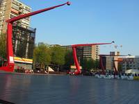 Schouwburgplein Theatre Square