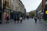 Gallowtree Gate/High Street