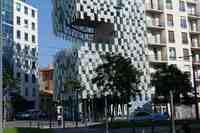 FRAC building